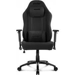 Офисное кресло AKRacing Opal AK-OPAL Black,