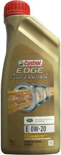 Моторное масло Castrol Edge Professional E 0W-20 1L