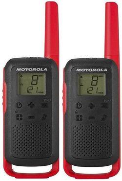купить Рация Motorola TLKR-T62 RED в Кишинёве