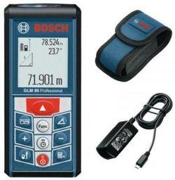 купить Измерительные приборы Bosch GLM 80 0601072300 в Кишинёве