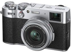 cumpără Aparat foto compact FujiFilm X100V silver în Chișinău