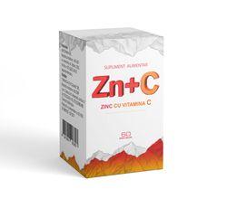 💚 Zn+C (Zinc cu vitamina C). 60