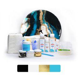 Набор для создания интерьерной картины (Resin Art)