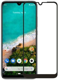 cumpără Peliculă de protecție pentru smartphone Screen Geeks Glass Pro Mi A3, Negru în Chișinău