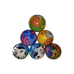 Мячик-эспандер d=12 см Soft Big D1912-709 (425)