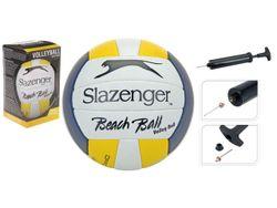 Мяч волейбольный Slazenger+насос