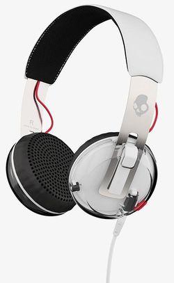 купить Наушники беспроводные Skullcandy S5GRHT-472, white/black/red в Кишинёве