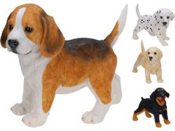 Собака декоративная разных пород H26cm, 29X15cm