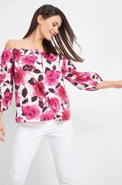 Блуза ORSAY Цветочный принт 663574 orsay