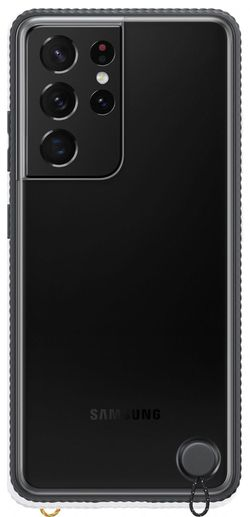 cumpără Husă pentru smartphone Samsung EF-GG998 Clear Protective Cover Black în Chișinău