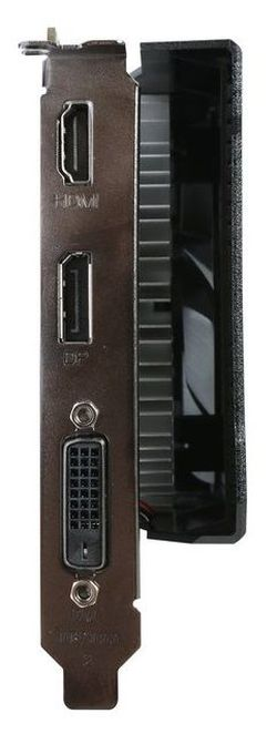 Видеокарта Zotac GeForce GTX 1050 Ti 4GB DDR5 (ZT-P10510A-10L)