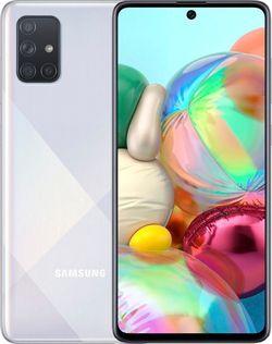 купить Смартфон Samsung A715/128 Galaxy A71 Metallic Silver в Кишинёве