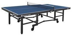 Теннисный стол Sponeta Indoor 8-37 ITTF approved, blue