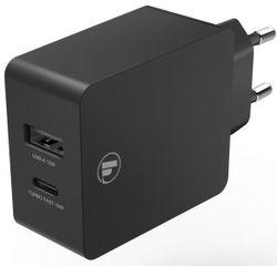 купить Зарядное устройство сетевое Hama 210520 Charger USB-C PD/QC 30W в Кишинёве