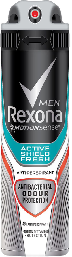 Антиперспирант Rexona Active Shield Fresh, 150 мл