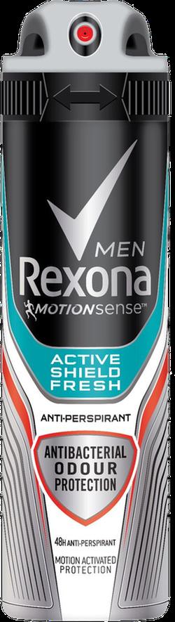 Antiperspirant Rexona Men Active Shield Fresh, 150 ml