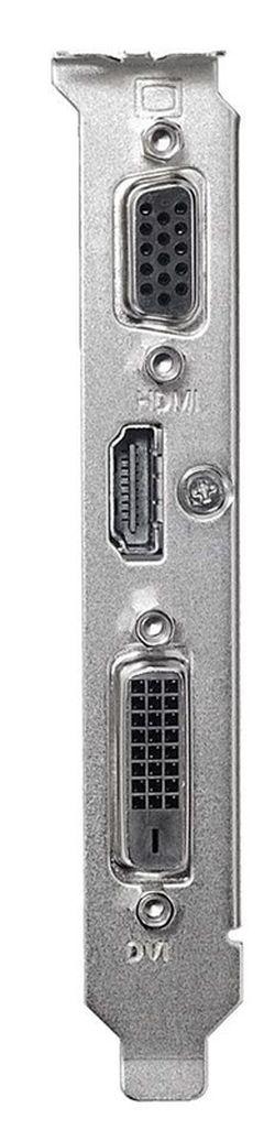Видеокарта Asus GeForce GT 710 2GB GDDR5 (GT710-SL-2GD5-BRK)