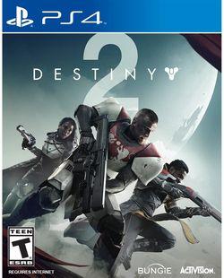 купить Игра PlayStation Destiny 2 (PS4) в Кишинёве