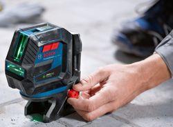 Лазерный нивелир Bosch GCL2-50+RM10 (0601066M00)