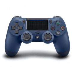 Controller wireless SONY PS DualShock 4 V2 Midnight Blue