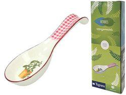 Suport pentru lingura de servire Tognana Dolce, din ceramica