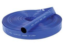 PVC Furtun pentru irigare 2x100m