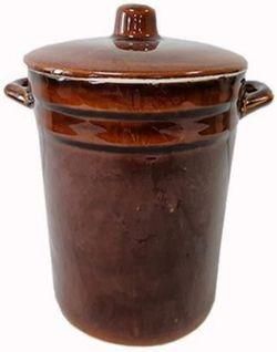 cumpără Formă de copt Promstore 42270 глиняная 2l, D16cm în Chișinău