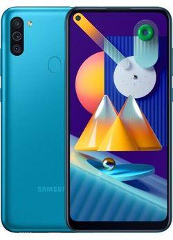 купить Смартфон Samsung M115/32 Galaxy M11 BLUE в Кишинёве