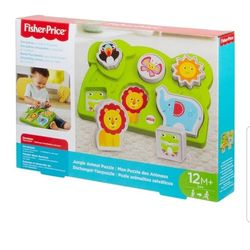 Пазлы Fisher-Price