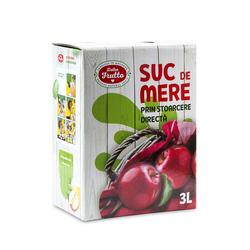 Яблочный сок без сахара, 3 л