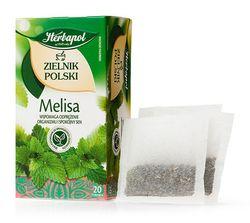 Чай травяной Polish Herbarium Lemon Balm, 20 шт