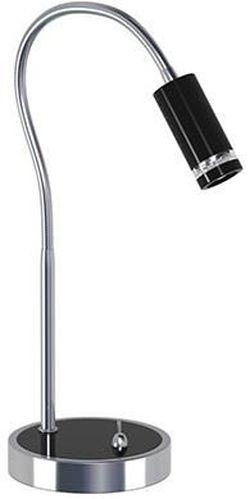 купить Настольная лампа Horoz HL006L 3W LED 3000K neagra в Кишинёве