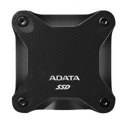 купить Жесткий диск SSD Adata SD600Q 240GB USB3.1 Black в Кишинёве