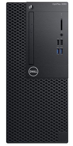 Системный блок Dell OptiPlex 3060 MT (i3-8100 8G 1T W10)
