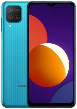 купить Смартфон Samsung M127/64 Galaxy M12 Green в Кишинёве