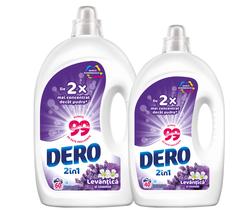 Жидкое моющее средствоь Dero Лаванда и Жасмин, 3л. + Жидкое моющее средствоь Dero, 2л.