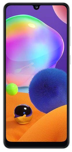 cumpără Smartphone Samsung A315/128 Galaxy A31 WHITE în Chișinău
