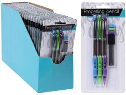 Set creioane mecanice 3 buc cu rezerva
