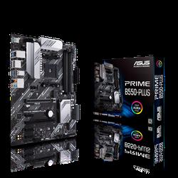 MB AM4 Asus PRIME B550-PLUS  ATX