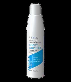 Balsam pentru toate tipurile de păr, ESTEL Curex Active, 250 ml., Sport și fitnes