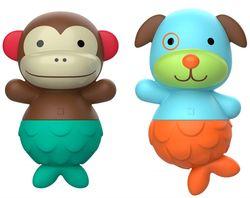 Игрушка для ванны Skip Hop Zoo Monkey&Dog