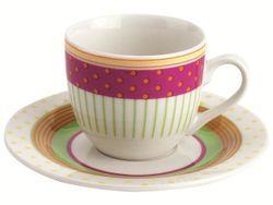 Чашка для кофе 75ml с блюдцем Marbella
