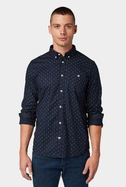 Camasa Tom Tailor Albastru inchis tom tailor 1013896