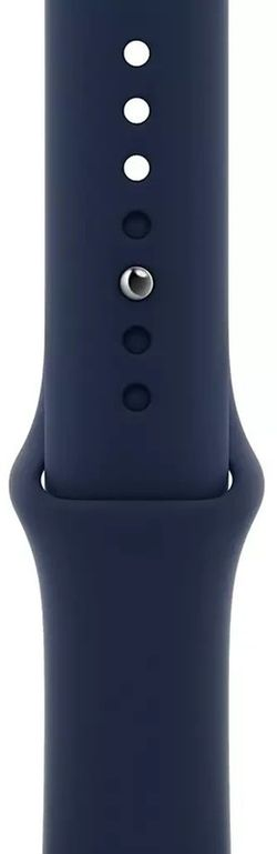 Смарт-часы Apple Watch Series 6 GPS 40mm Blue Aluminum Case (MG143)