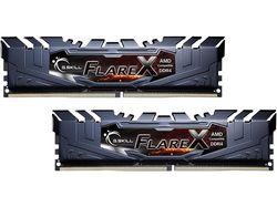 Memorie G.Skill FlareX 32Gb Kit x 2 (F4-3200C16D-32GFX)