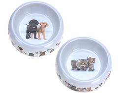 Миска для животных Pets 18cm, меламин