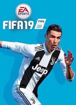 Видео игра EA Fifa 19 (XOne)