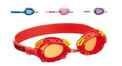 Очки для плавания детские 4+ Beco Palma 9925 (890)