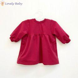 Платье R06, бордовое