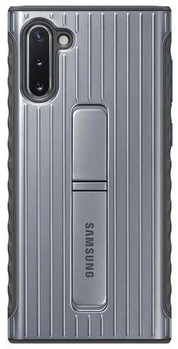 cumpără Husă pentru smartphone Samsung EF-RN970 Protective Standing Cover Silver în Chișinău